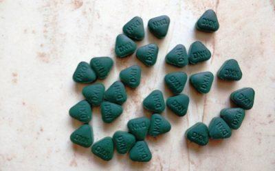 DXN Spirulina a természetes vitamin
